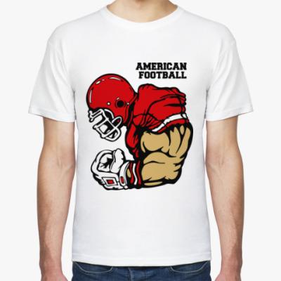 Футболка Американский футбол