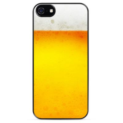 Чехол для iPhone Пиво