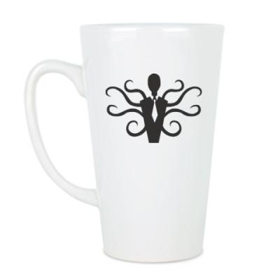 Чашка Латте Slender