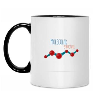 Кружка Molecular Structure