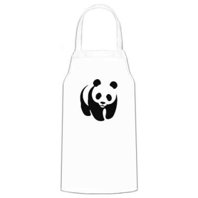 Фартук WWF. Панда