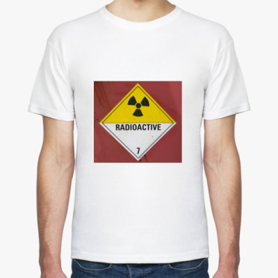 Футболка Радиоактивен!