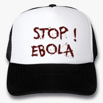 Кепка-тракер Stop! Ebola