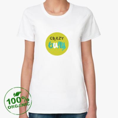 Женская футболка из органик-хлопка BULLY