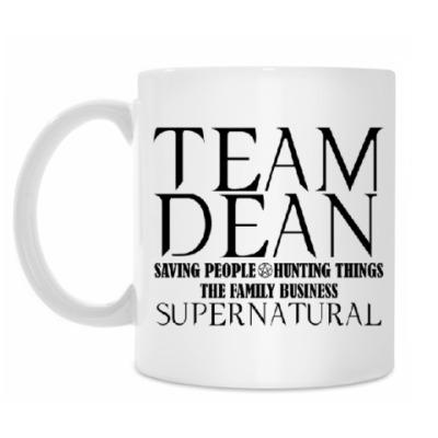 Кружка Team Dean
