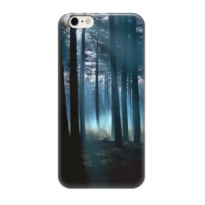 Чехол для iPhone 6/6s Туманный лес