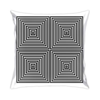 Подушка гипноквадраты