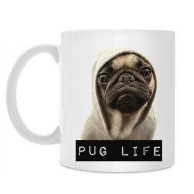 Кружка PUG LIFE