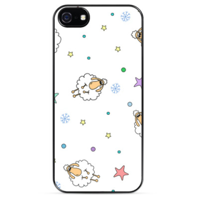 Чехол для iPhone Добрые овечки