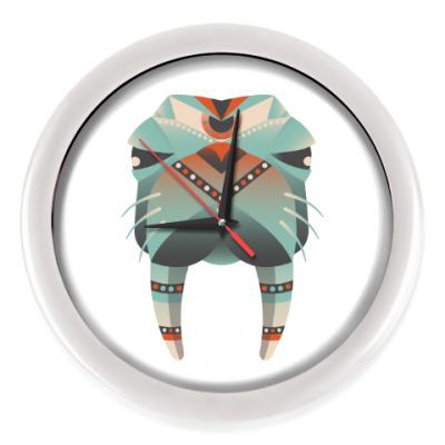 Настенные часы морж