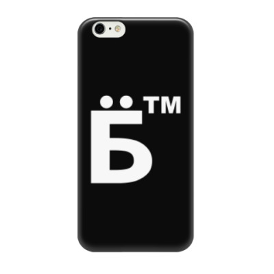 Чехол для iPhone 6/6s Твою мать