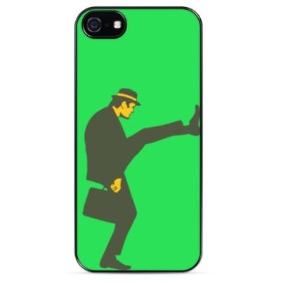 Чехол для iPhone Министерство Глупых походок