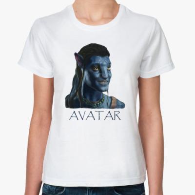 Классическая футболка  Avatar