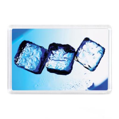 Магнит Лёд