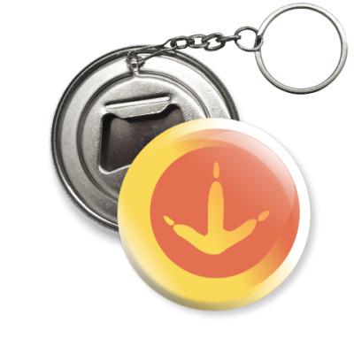 Брелок-открывашка Sabayon Linux