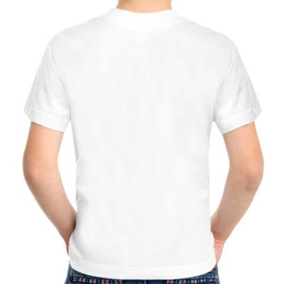 Детская футболка - Леопард 2