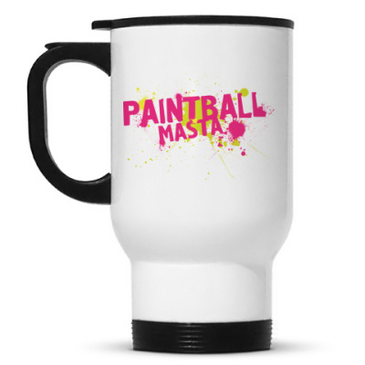 Кружка-термос Paintball MASTA