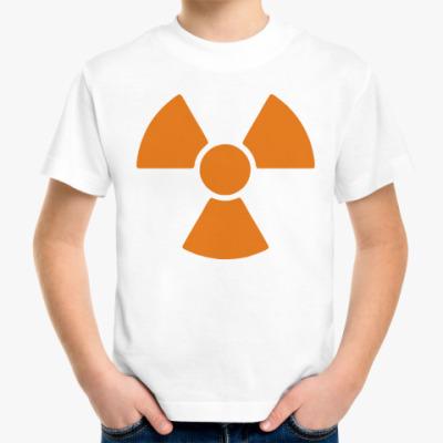 Детская футболка radioactive