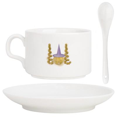 Кофейный набор Тыква в шляпе