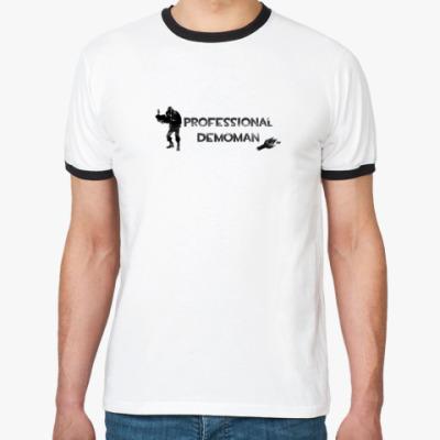Футболка Ringer-T  Demoman