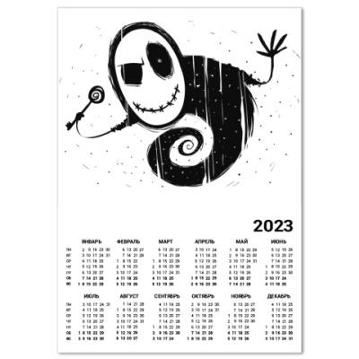 Календарь Mr. Freeman4