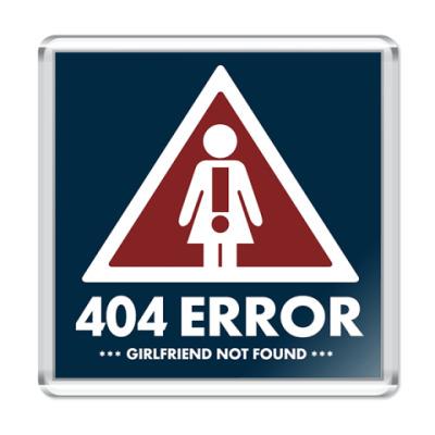 Магнит   404 ошибка