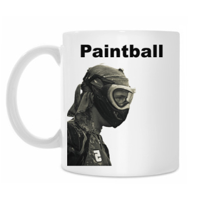 Кружка Paintball