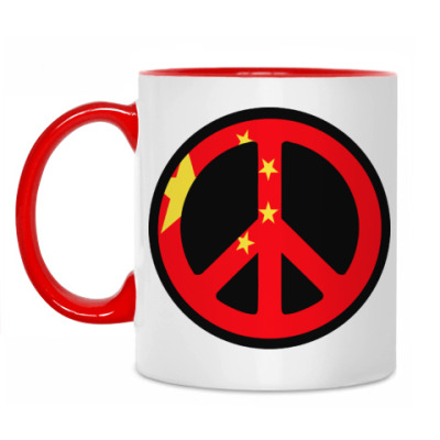 Кружка Мир