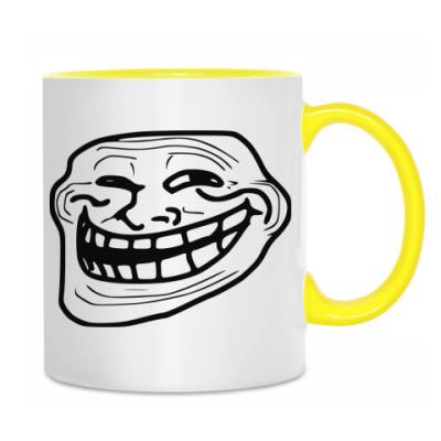 'Troll-face'