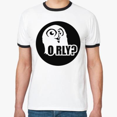 Футболка Ringer-T orly