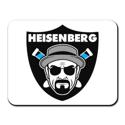 Коврик для мыши Heisenberg Raiders