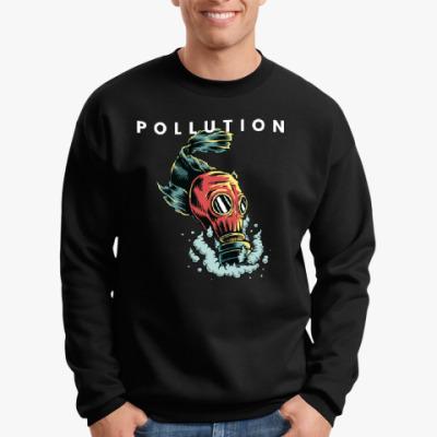 Свитшот Pollution