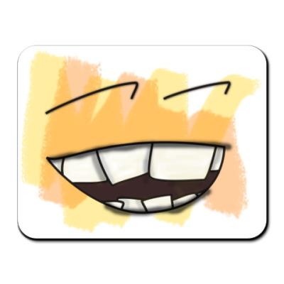 Коврик для мыши UWrong Smile