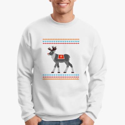 Свитшот Reindeer