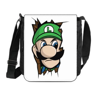 Сумка на плечо (мини-планшет) Луиджи Марио