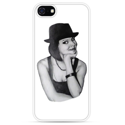 Чехол для iPhone Cute girl