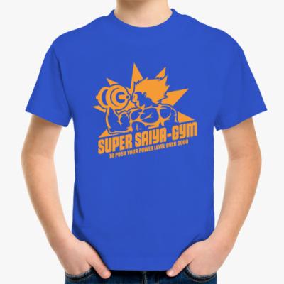 Детская футболка Saiya gym