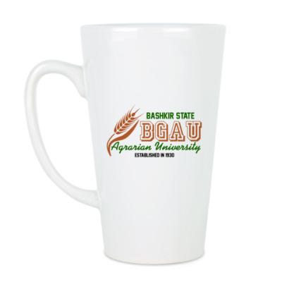 Чашка Латте БГАУ