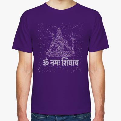 Футболка Махешвара Шива (звездный)