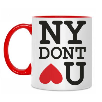 Кружка NEW YORK