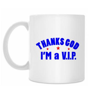 Кружка I'm a VIP