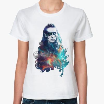 Классическая футболка Lexa 'Hundred' | art