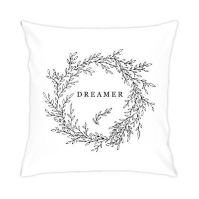 Подушка Венок Dreamer