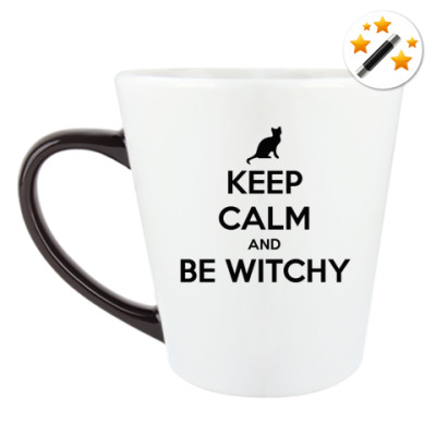 Keep calm & be witchy