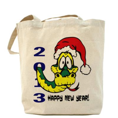 Сумка Happy new year 2013