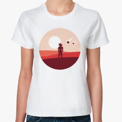 Классическая футболка Гоку (Жемчуг дракона)