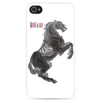 Чехол для iPhone Мустанг Апокалипсиса DiKari