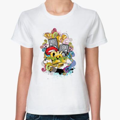 Классическая футболка Vector