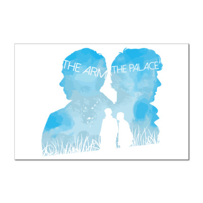 Наклейка (стикер) Sherlock Sky