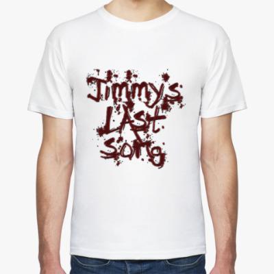 Футболка JimmysLastSong